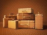 Controllo di qualità dei bagagli prima della spedizione