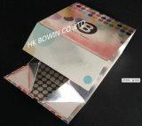 Caixa de presente magnética luxuosa do Glitter da dobradura para caixa de dobramento ajustada do cosmético