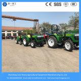 농업 장비를 위한 55HP 4WD 소형 농장 또는 정원 또는 콤팩트 또는 잔디밭 또는 Deutz 디젤 엔진 트랙터