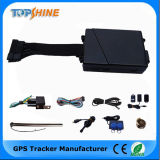 GPS/GPRS/GSM het Alarm Mt100 van de motorfiets met het Externe Alarm van de Besnoeiing van de Macht