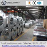 Gi/dété Dx51 Zinc bobine laminée à froid/chaud feux de la bobine d'acier galvanisé/feuille/plaque/bande