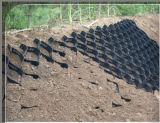 Geocell для HDPE глубины клетки циновок семени травы ровного