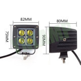 3.2inch 20Wクリー語LEDsが付いている自動ランプLED作業ライト