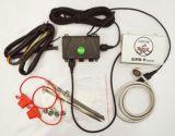 フリート管理用 GPS/GPRS による車両タンクの燃料レベルトラッキング