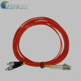 Mm G657A LC aan LC Fiber Patch Cord