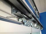 입구를 위한 전기 유리제 미닫이 문, 세륨 증명서를 가진 레이다 센서 문