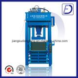 Máquina hidráulica vertical de la prensa de la cartulina