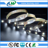 La no-impermeable impermeable/casa luz LED SMD 3014 tira flexible con Ce&RoHS