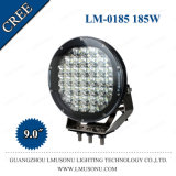 9 Zoll-Cer RoHS IP67 LED fahrendes Licht 185W