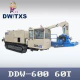 Diámetro del agujero de perforación de la máquina (DDW-600)