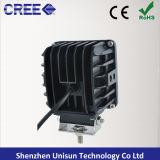 "12V auxiliar 4"" 30W LED CREE 4X4 de la luz de marcha atrás"