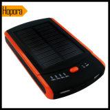 La mini Banca di 6000mAh Solar Energy Panel Mobile Cell Phone Power