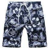 Micro Shorts della spiaggia della fibra di stampa
