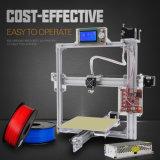 Imprimante de bureau d'Anet A2 DIY Fdm 3D avec la mise à niveau automatique