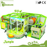 Fabricante Good Sale Plastic Children Indoor Playground