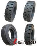 Gabelstapler-fester Reifen-Gummireifen Neumatico (15X4 1/2-8) 750-16 650