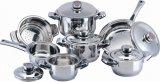 Batterie de cuisine réglée/vaisselle de cuisine (SYC1216)