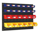 Panel de alta calidad Louvered Bin Rack (BPL-2721)