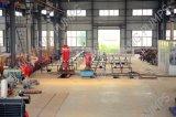 Riga motopompa antincendi del motore diesel a più stadi della turbina verticale dell'asta cilindrica