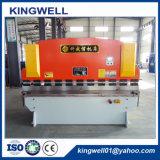O CNC pressiona o freio para a placa de metal de dobra (WC67Y-40TX2500)