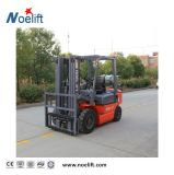 Forklift do contrapeso 3000kg, Forklift interno da combustão, Forklift duplo do combustível