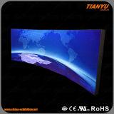 2016년 Tian Yu 알루미늄 LED 직물 가벼운 상자