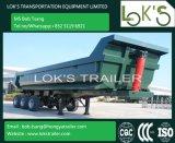 24cbm 3axles - U печатает трейлер на машинке сброса в Вьетнаме
