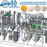 (6FYDT) Machine de minoterie de maïs