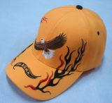 Boné de beisebol da forma com o logotipo Bb232 da flama
