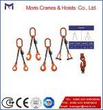 Грузоподъемная цепь Втройне-Ноги стальная, регулируемое поднимаясь оборудование