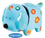 소리 (DG61095)를 가진 강아지 동전 은행