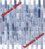 Mosaic Matt Glass Strip Blue (MGCB01)