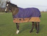 Coperta dell'affluenza del cavallo dello strato del cavallo (MUMA), coperta di cavallo, coperta di inverno