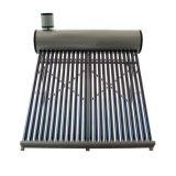 Solarwarmwasserbereiter - nicht druckbelüftete Art mit Vakuumschlauch