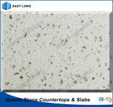 고품질 (단 하나 색깔)를 가진 건축재료를 위한 최고 판매 돌 석영 석판