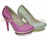 Madame Shoe (YMD001015-01) de haut talon