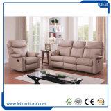 Hotel-Möbel-moderne stützende ledernes Sofa-gesetzte Wohnzimmer-Möbel