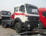 De HoofdVrachtwagen van de Tractor van de Vrachtwagen 420HP van de Primaire krachtbron van Beiben van Benz van het noorden
