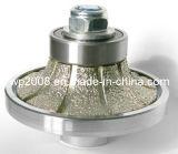 Electroplated алмазного шлифовального круга, колеса, шлифовальный круг с ЧПУ, Алмазная