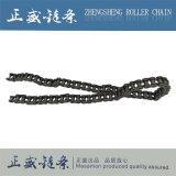 Hot Sale court pitch Precision les chaînes à rouleaux creux chaîne axe de palier