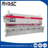Máquina de corte de QC11y-6X2500mm que aproxima rapidamente o CNC hidráulico