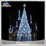 Árvores decorativas do diodo emissor de luz de Aritificial do Natal ao ar livre dos produtos novos