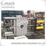 Système de filtration de la machine extrusion de plastique double Type plaque changeur d'écran en continu