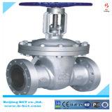 Valvola a saracinesca flangiata dell'acciaio inossidabile per il gas di olio e l'acqua Pn16 Bct-Gv04