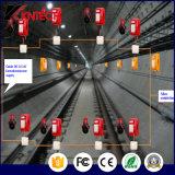 Système de radiomessagerie multipartite haut-parleur de radiodiffusion PA3 Système de gestion de téléphone