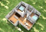 Casa móvil prefabricada de la cabina