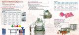 Catálogo da maquinaria tecida PP da esteira