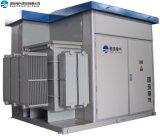 35kv 110kVA~22000kVA In olie ondergedompelde stootkussen-Opgezette Transformator