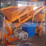 A China o betão seco Shotcrete Gunite refratários para a construção da máquina