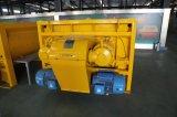 De hoge Efficiënte Nieuwe Tweeling Concrete Mixer 0.5m3 van de Schacht Js500 met Vultrechter